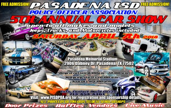 CARSHOW - Pasadena car show